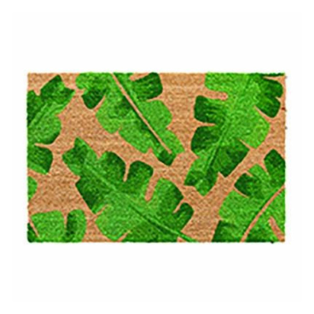 Banana Leaf Doormat