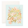Greeting Card Happy Birthday Sis