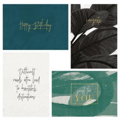 Card And Envelope Set - Hideaway - Oxley and Moss