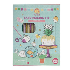 Card Making Kit - Fiesta Fun - Oxley and Moss