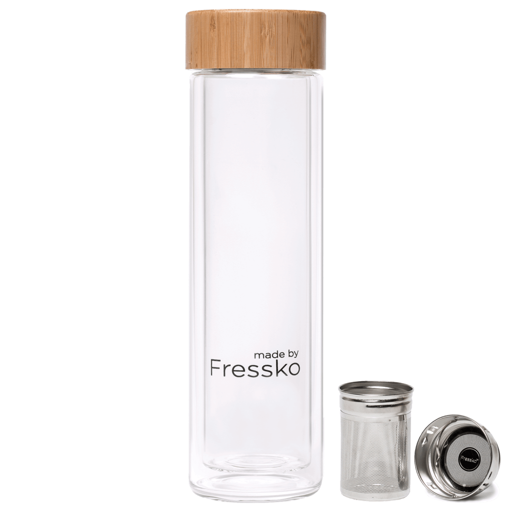 Fressko - Lift Flask 500ml - Oxley and Moss