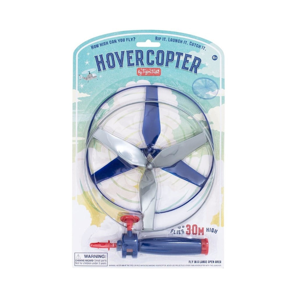 Hovercopter - Oxley and Moss