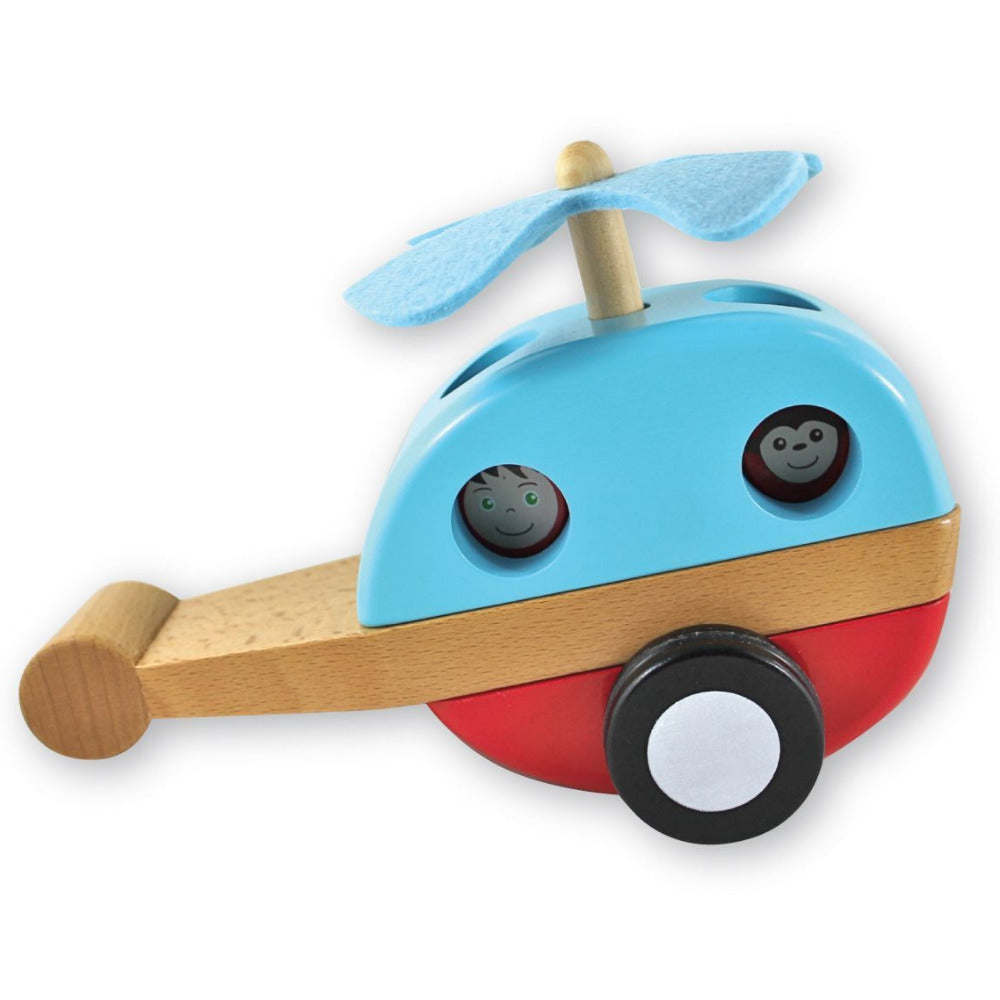 Discoveroo Magnetic Stacking Helicopter