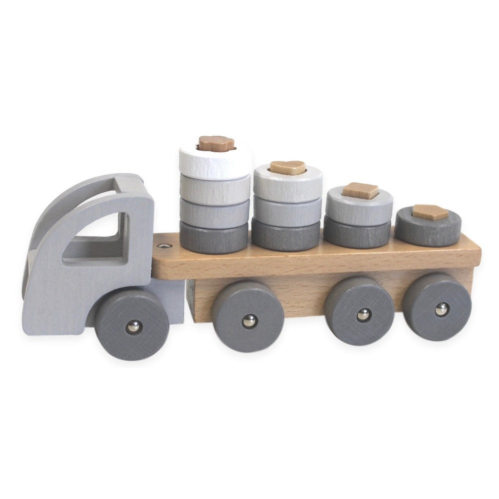 Discoveroo Mini Sort N Stack Truck