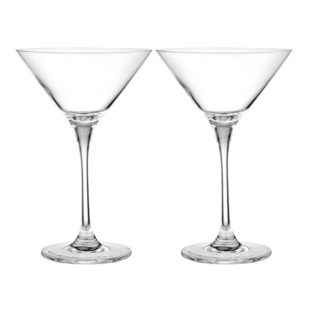 Quinn Martini Glasses 2pk