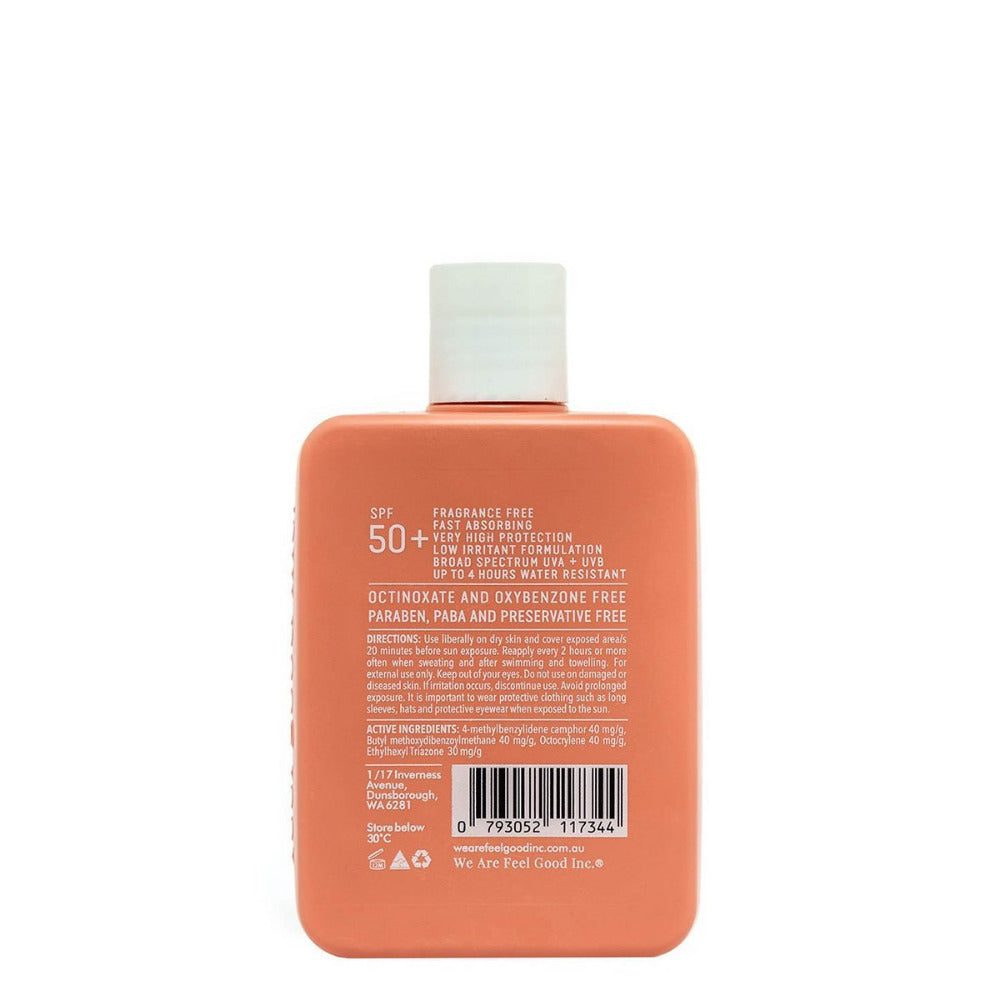 Sensitive Sunscreen Lotion - Oxley and Moss