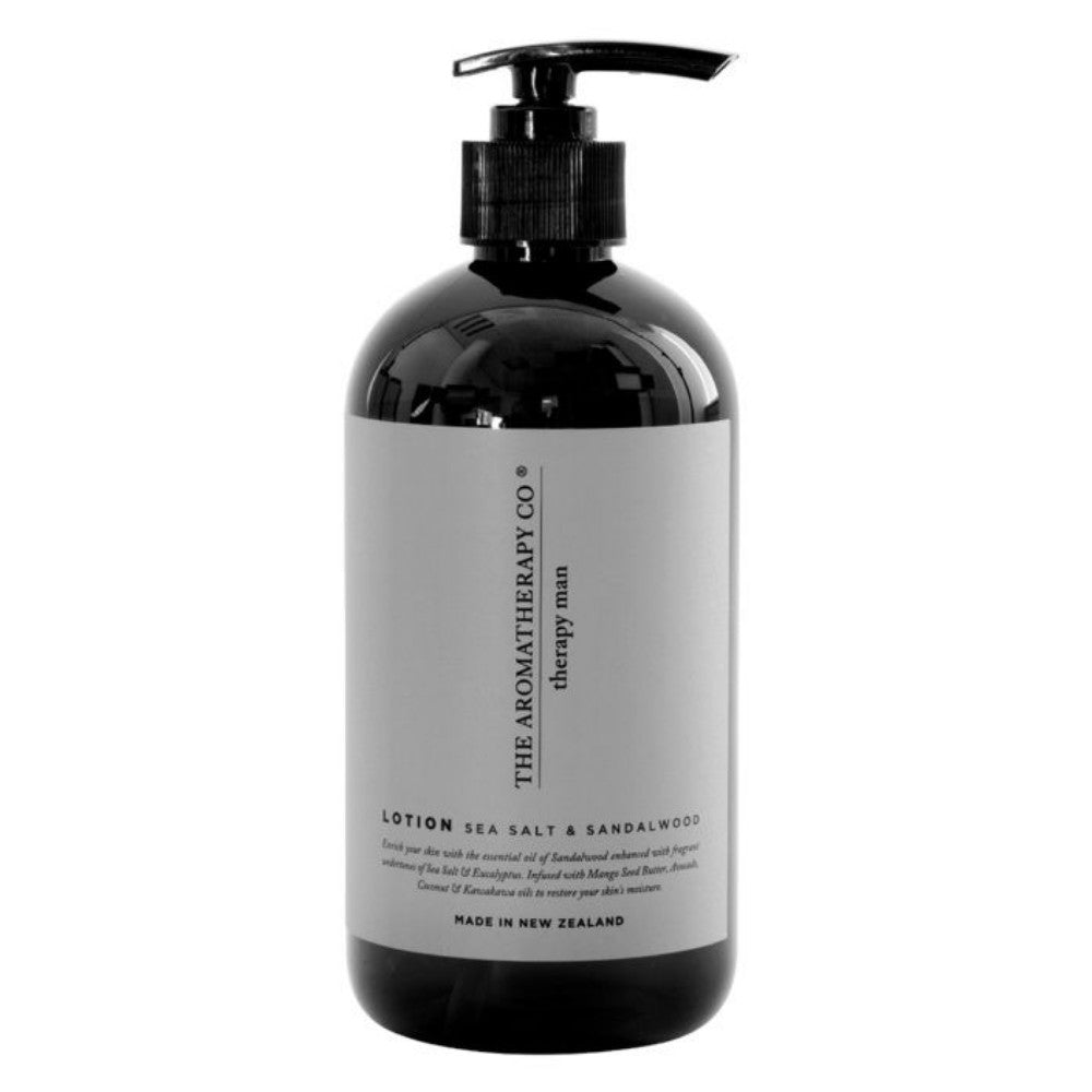 Therapy Man Hand and Body Lotion