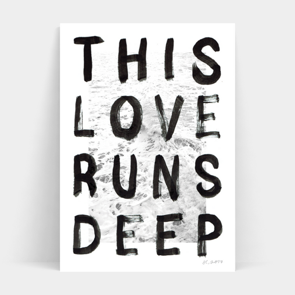 Print - This Love - Oxley and Moss
