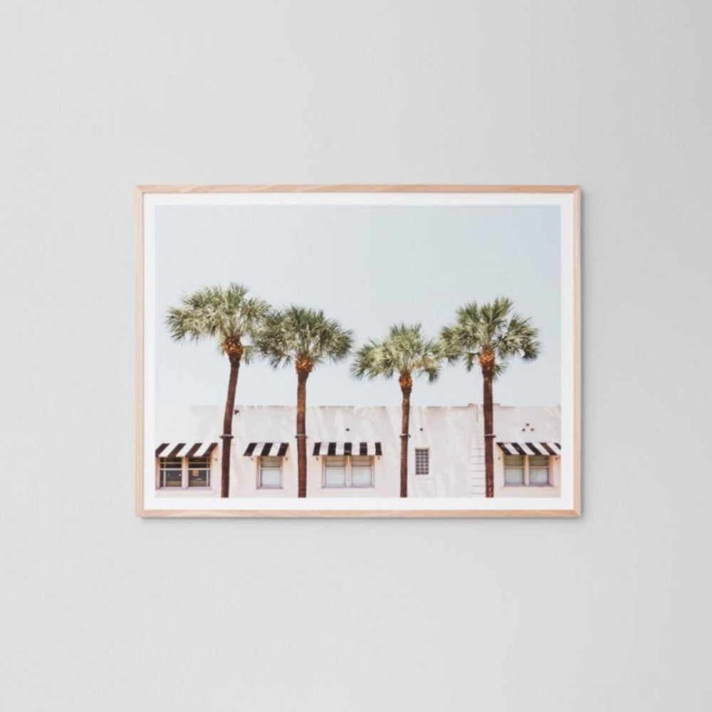 Framed Print -  Vacation - Oxley and Moss