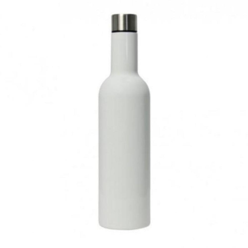 Wine Bottle - Stainless
