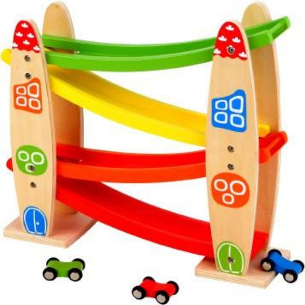 Discoveroo Zig Zag Ramp Racer - Oxley and Moss