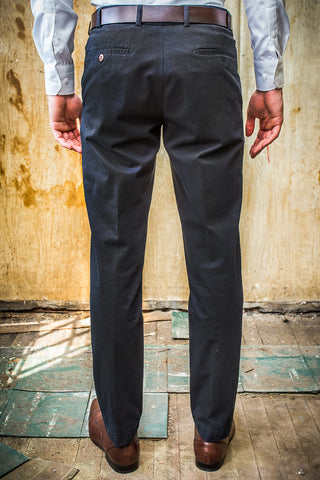 Daniel Hechter Slim Black fit Chino