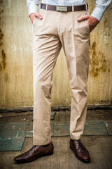 Daniel Hechter Slim Cream fit Chino