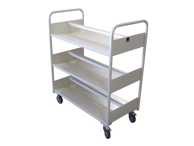 Standard Sloping Shelf Trolley