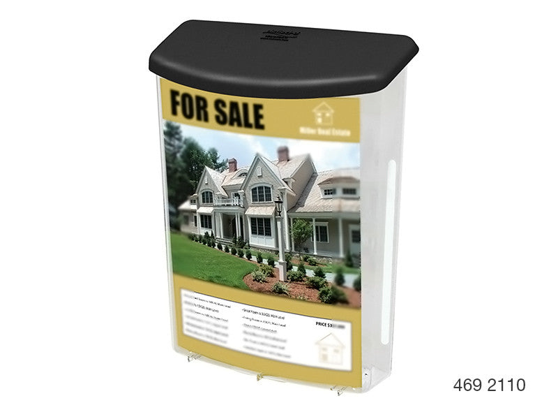 Outdoor Brochure Holders