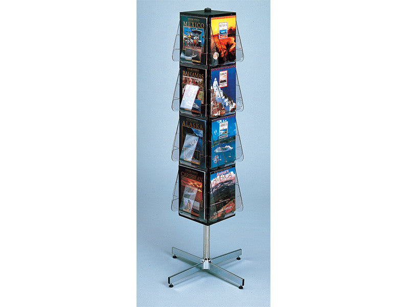 Stand Tall Revolving Display Stands