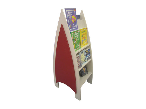 Akaroa Children's Double Sided Book Display - 4 Tier