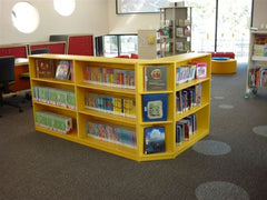 Altona Children's Shelving/Seat