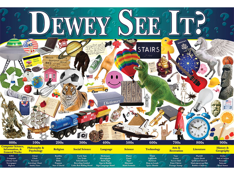 Dewey® See It Poster