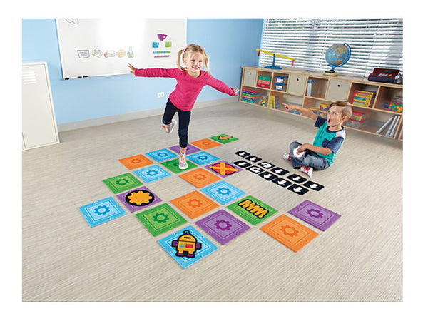 Let's Go Code™ Activity Set