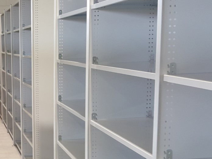 Panel Shelving System