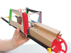 Rubber Band Racer Activity Kit