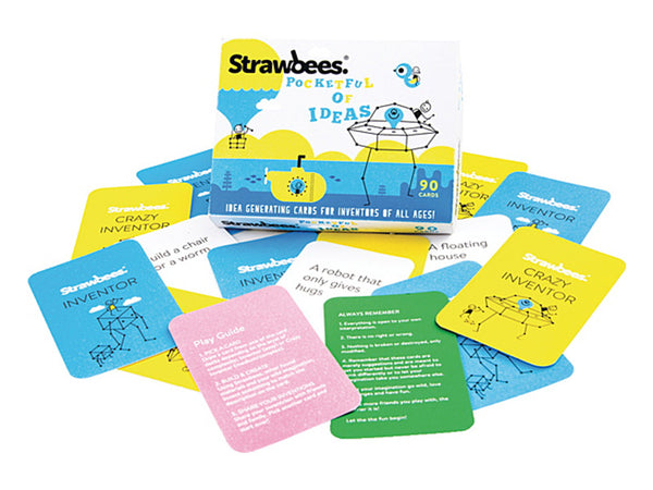 Strawbees® Card Deck