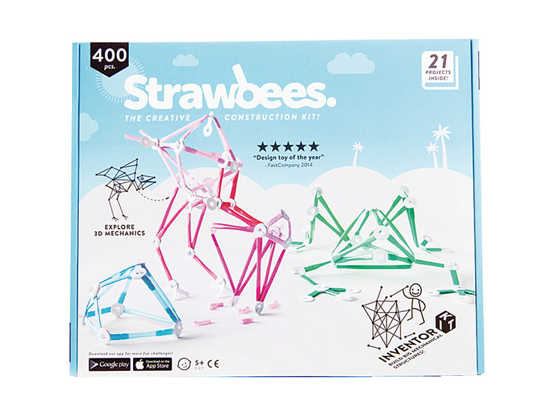 Strawbees® Inventor Kit