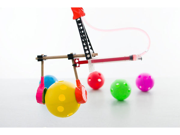 Hydraulic Claw Activity Kit