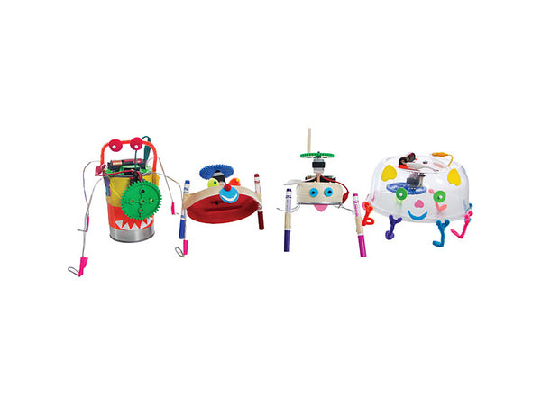 Super Wiggle-Bots Activity Kit