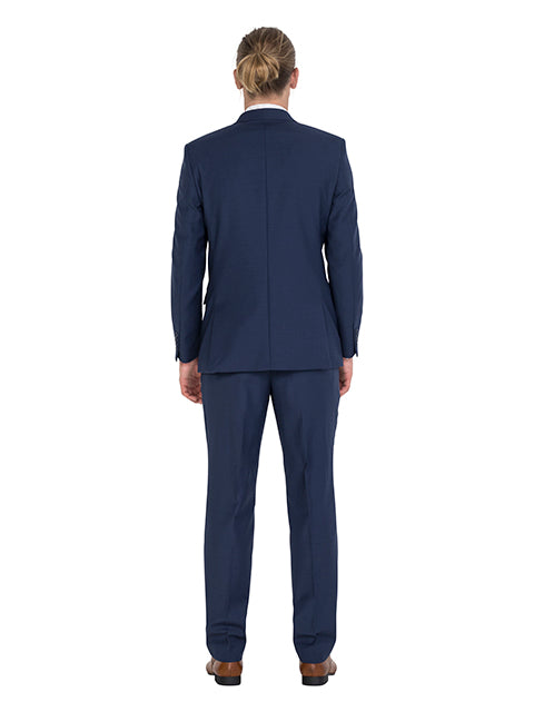 ZJK042 - BLUE NOTCH LAPEL DINNER JACKET