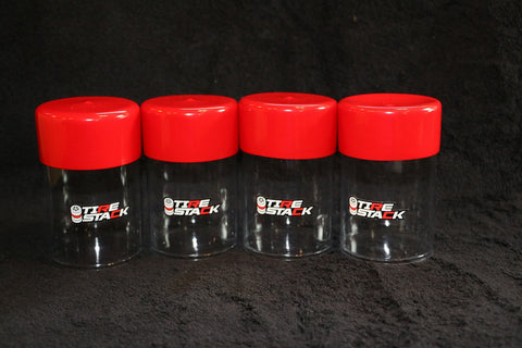 4 Pack - TireStack Tube Touring Car