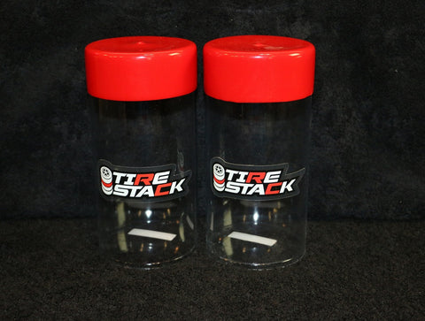 2 Pack - TireStack Tube 1/10 Scale Buggy TALL