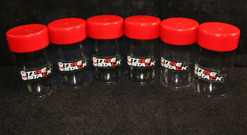 6 Pack TireStack Tube 1/10 Scale Buggy STANDARD