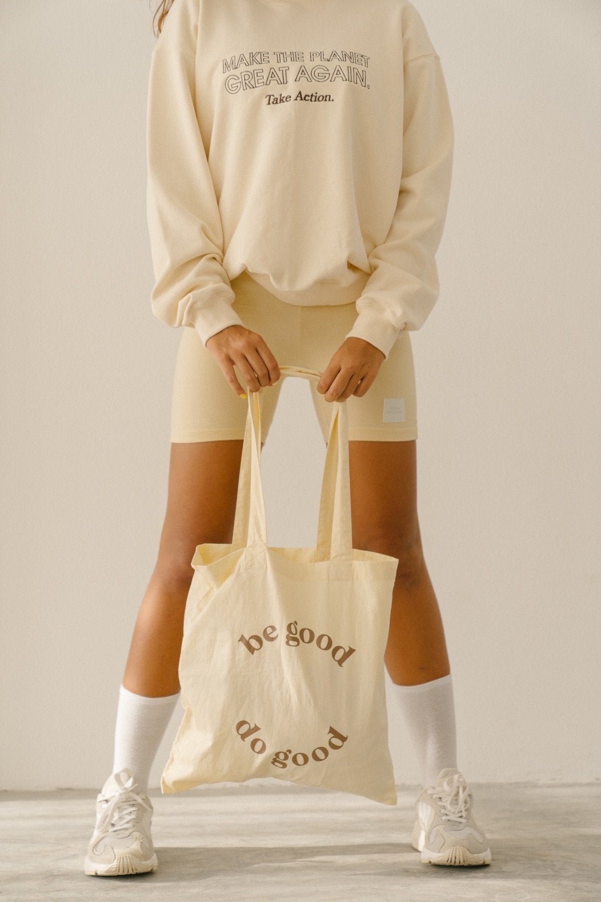 Accessories - Be Good Do Good Small Tote Bag (Summer Sand)