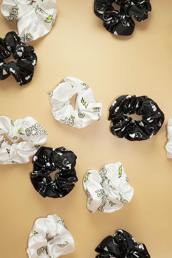 Love Song Scrunchie - Accessories THIS IS A LOVE SONG