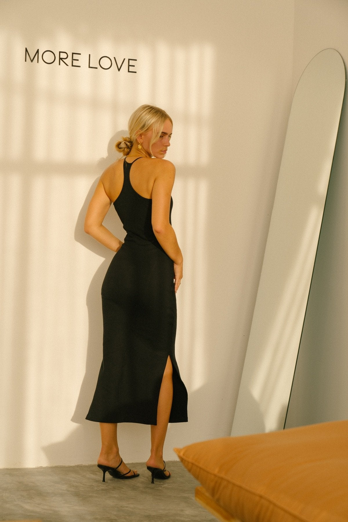 APPAREL - Dunia Dress (Anthracite)