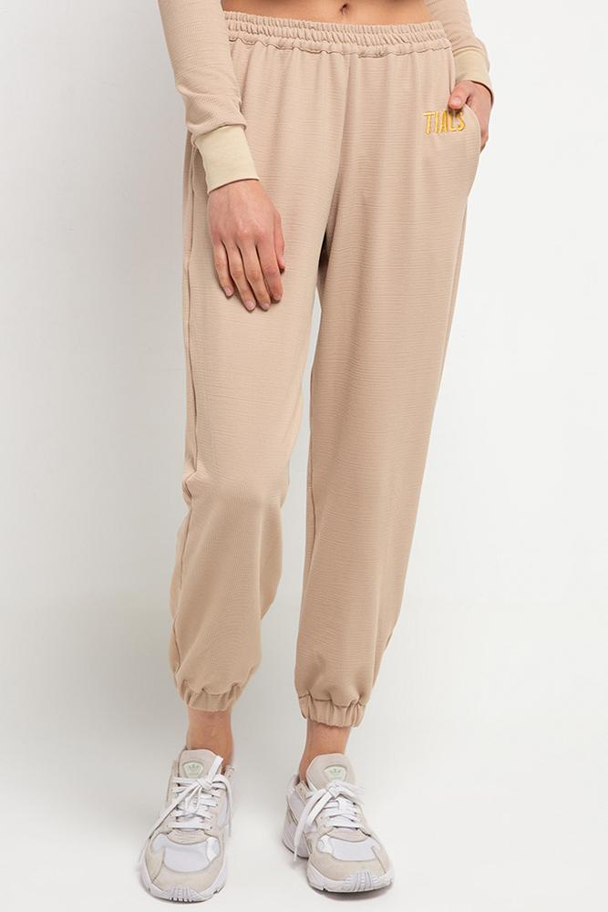 APPAREL - Harlow Pants Creme