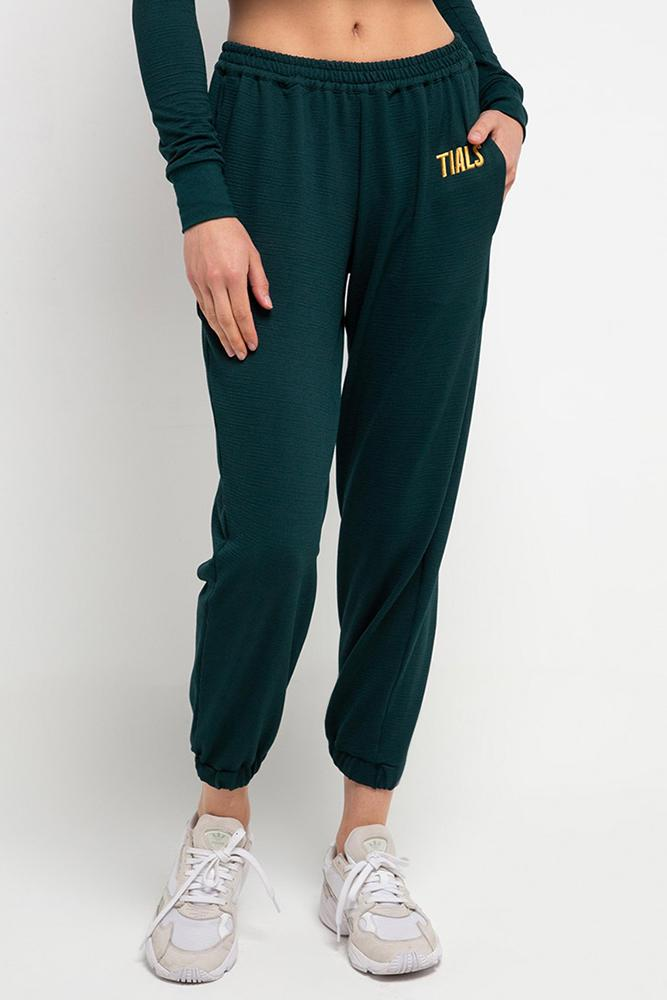 APPAREL - Harlow Pants Green Hunter
