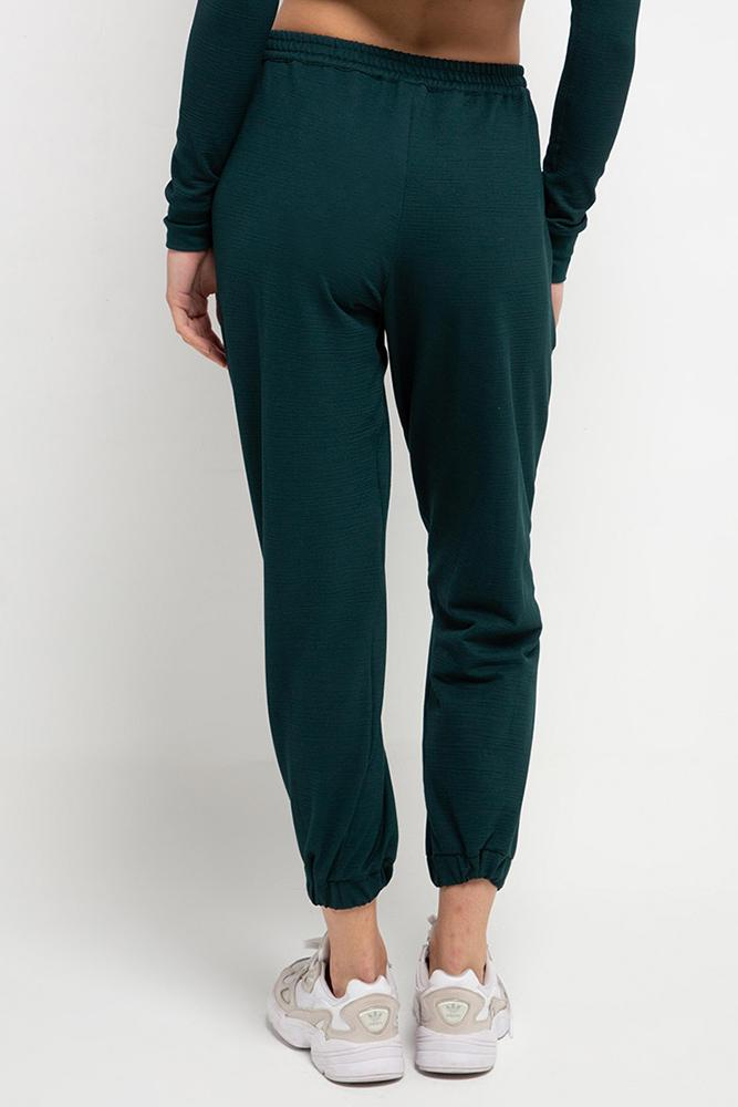 Harlow Pants Green Hunter - APPAREL THIS IS A LOVE SONG