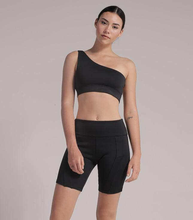 Mia Sports Bra (Black) - THIS IS A LOVE SONG