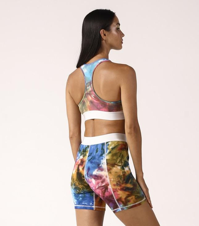 Zolia Bike Shorts Tie Dye - APPAREL THIS IS A LOVE SONG