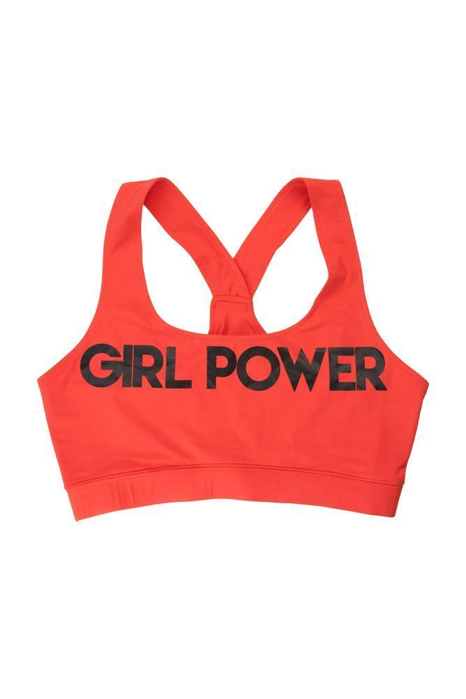 Girl Power Sports Bra - THIS IS A LOVE SONG