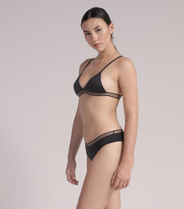 Kaia Bra (Black) - INTIMATES THIS IS A LOVE SONG