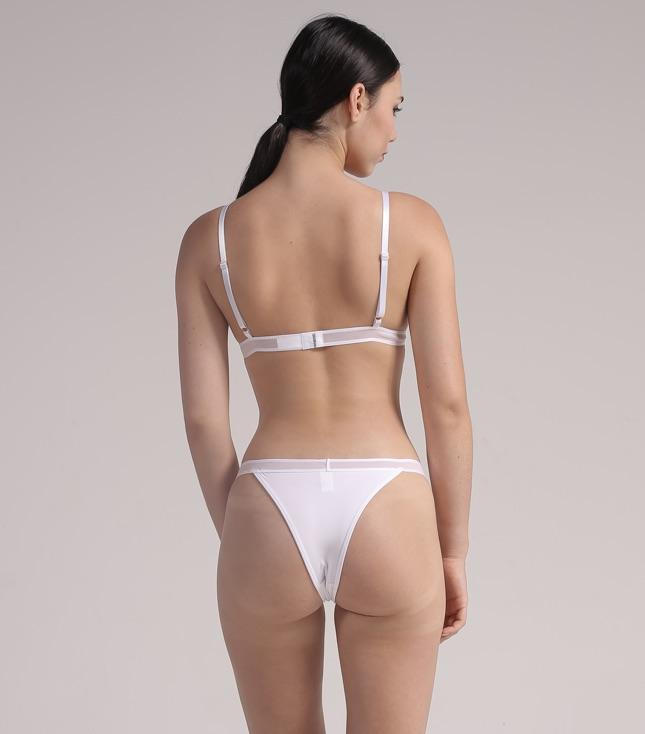 Kaia Tanga Panty (White) - THIS IS A LOVE SONG