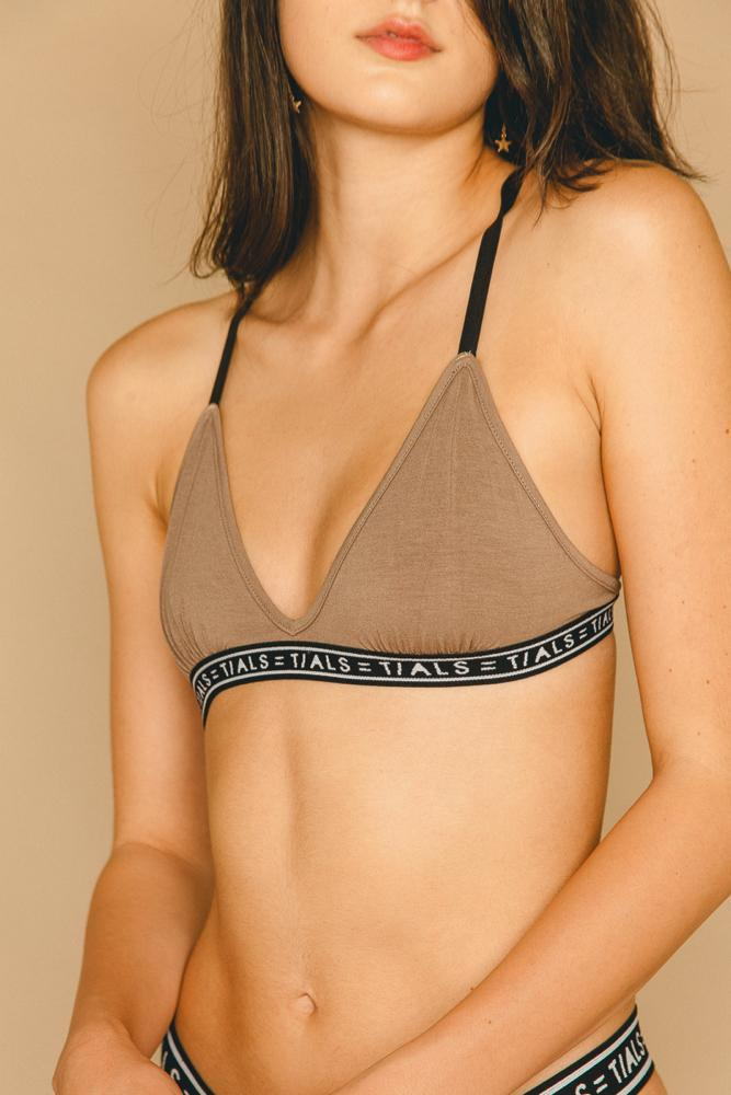 Logo Simple Bra Toffee - INTIMATES THIS IS A LOVE SONG