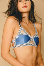 Logo Bikini Classic Moonstone - Top - SWIM THIS IS A LOVE SONG
