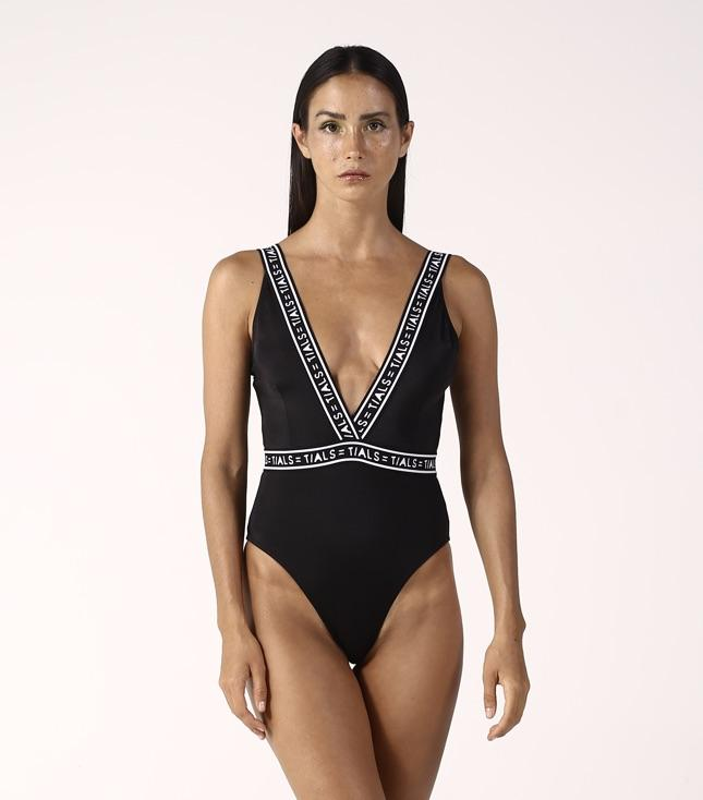 Rhea Swimsuit Black - SWIM THIS IS A LOVE SONG