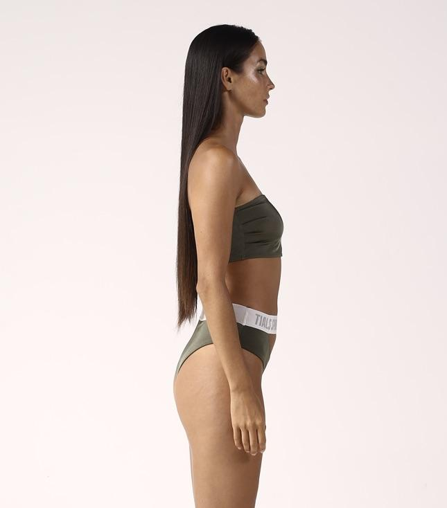 Zion Bikini Khaki - SWIM THIS IS A LOVE SONG