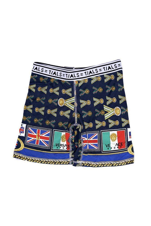 TIALS X Versace Bike Shorts (SOLD OUT) -  THISISALOVESONG